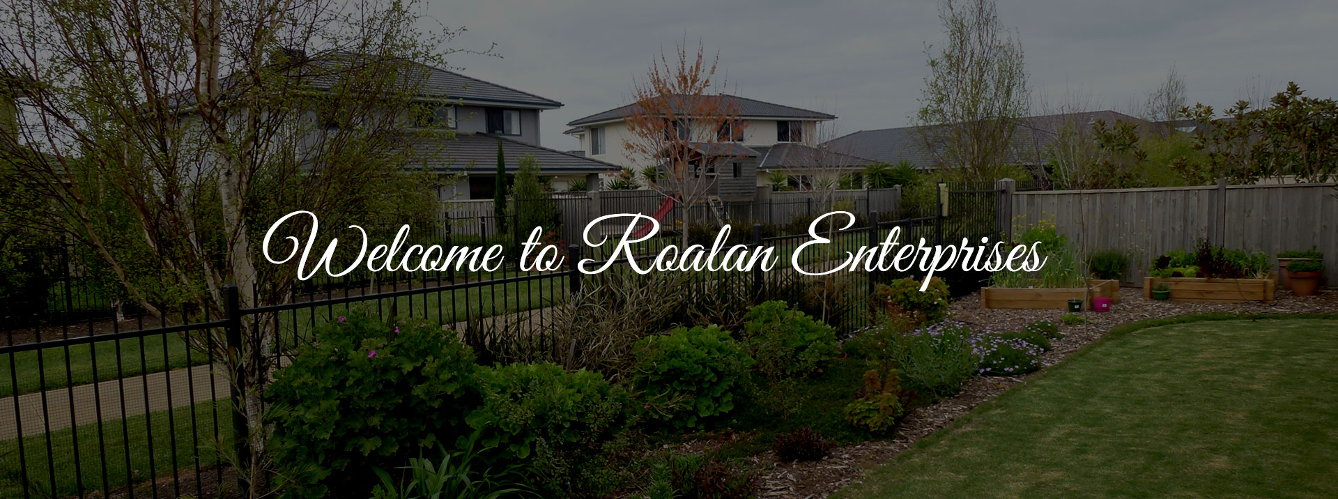 Roalan Enterprises Banner